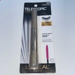 L'Oréal Telescopic Mascara 910 Blackest Black